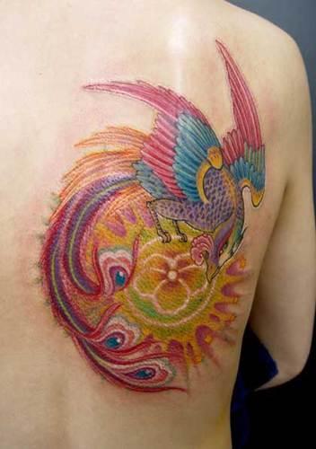 选择纹身图案需谨慎